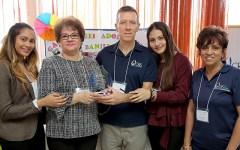 Entidad católica norteamericana reconoce labor Despacho Primera Dama con adolescentes embarazadas