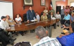 Director IAD se reúne con productores de Luperón, Puerto Plata
