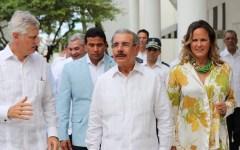 Danilo asiste a inauguración VH Atmosphere Resort and Beach Club