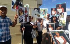 Aplazan juicio por muerte maestra embarazada durante asalto en Santa Cruz.