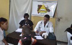 Sodeco con gran operativo de salud en el sector Los Arqueanos.