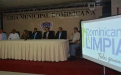 Plan Dominicana Limpia presenta Plan Operativo 2018