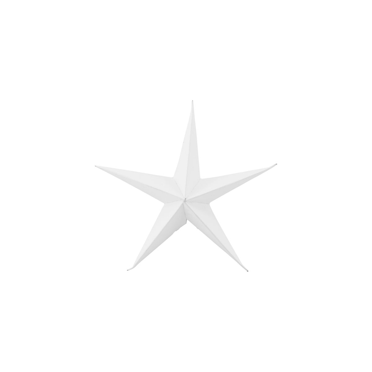 House Doctor Papiersterne White Stars House Doctor Set Of 3