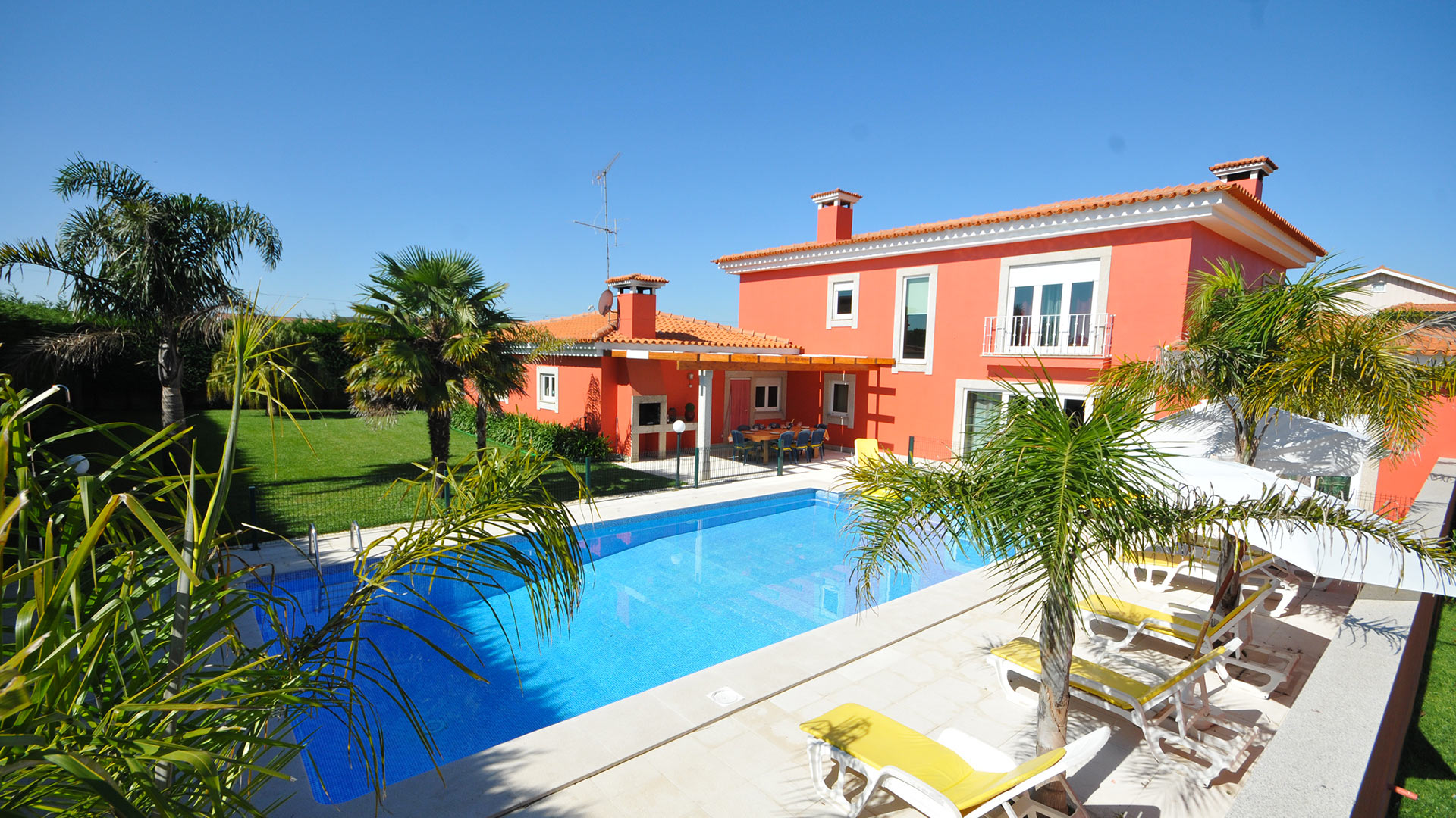 Villa Esperanza Villa Esperanza Villa Rental In Porto And North District Of