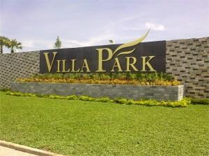 dự án villa park