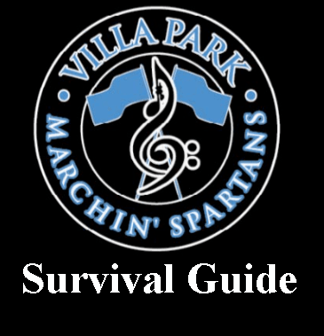 VPHS Instrumental Music Survival Guide 2017