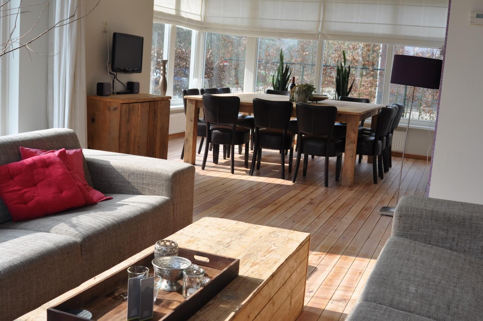Luxe landelijke woonkamer stijlvol wonen landelijke stijl luxe