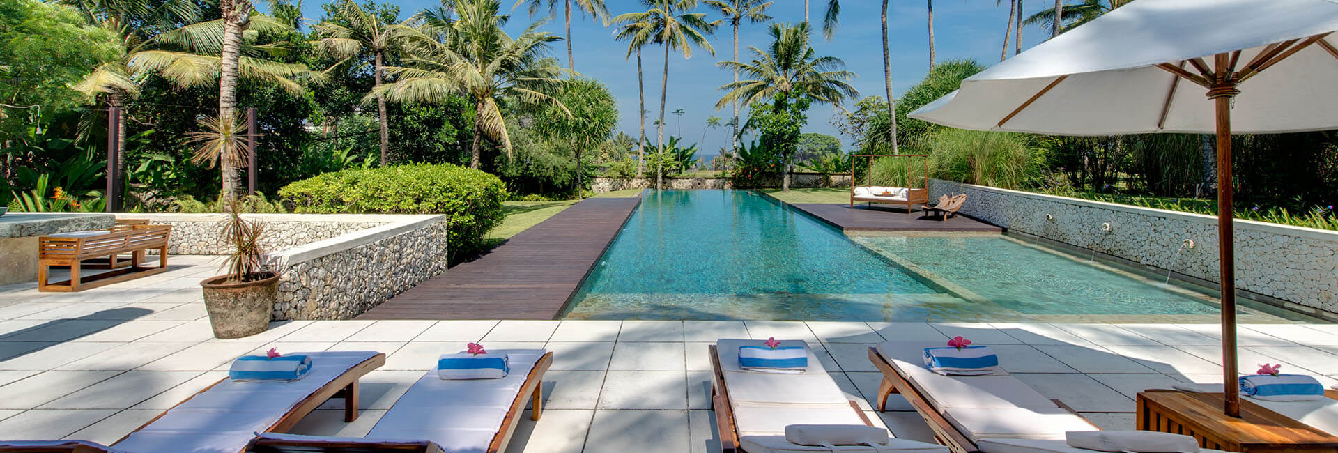 Luxus Outdoor Pool Links Samadhana Sanur Ketewel 5 Bedroom Luxury Villa Bali