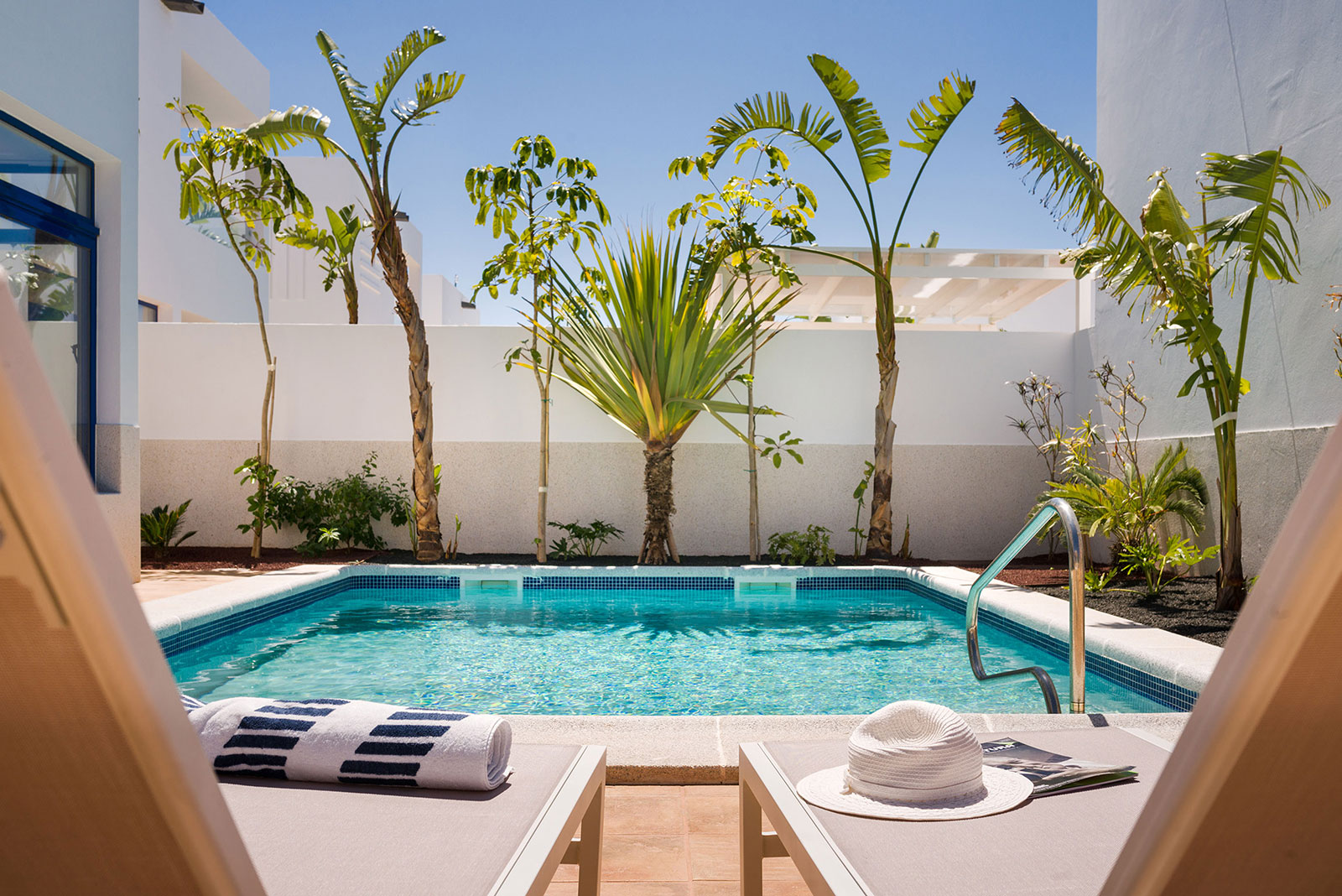 Luxury Holiday Villa With Pool Lanzarote Luxury Villas With Private Pools In Playa Blanca Marina