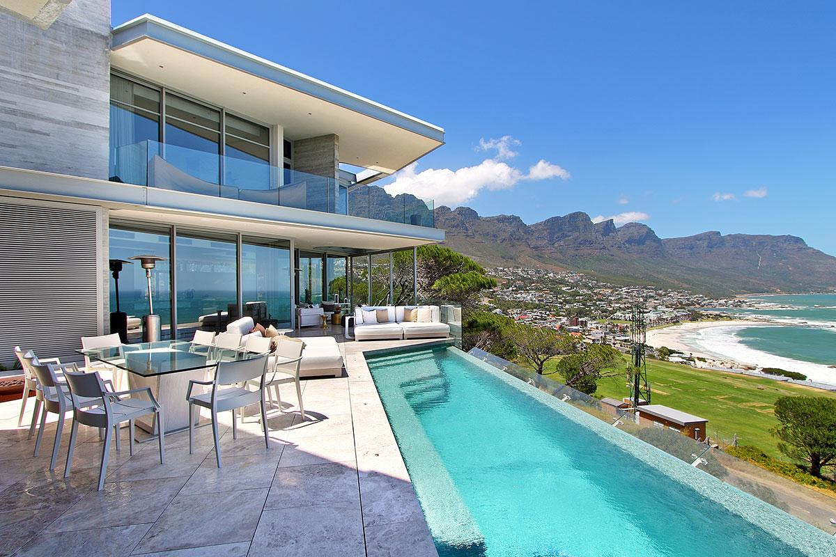 Pool Kaufen Sale Luxus Villa Cape Town Luxury Holiday Villa Clifton
