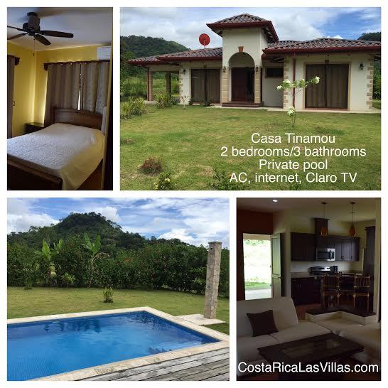 Casa Tinamou villa