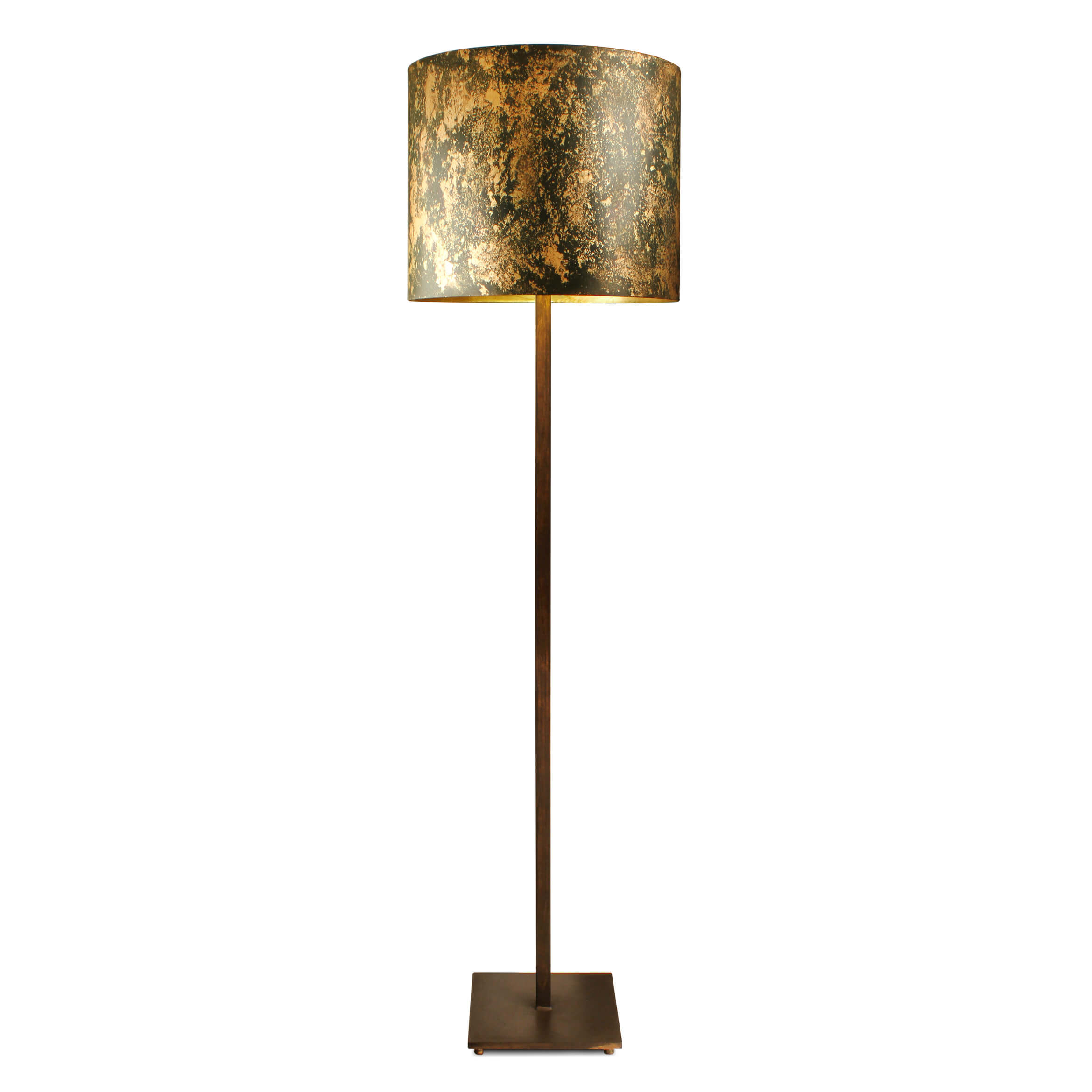 Floor Lamp Metal Milano Villaverde London