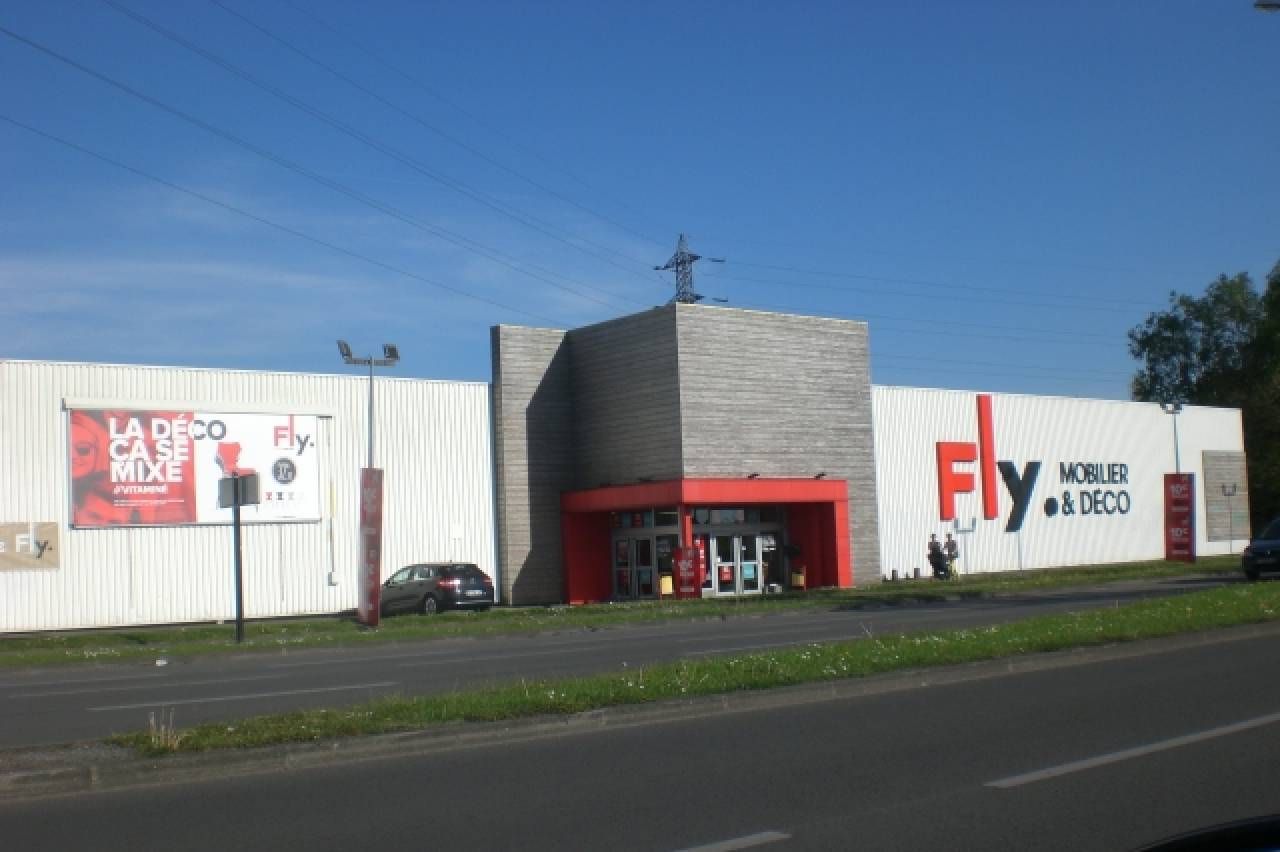 Fly Magasin De Meubles Fly Vitrines Villeneuvoises