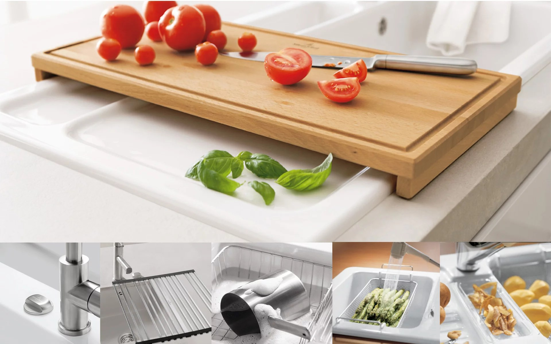Accesoir Cuisine Kitchen Accessories From Villeroy And Boch For More Fun In