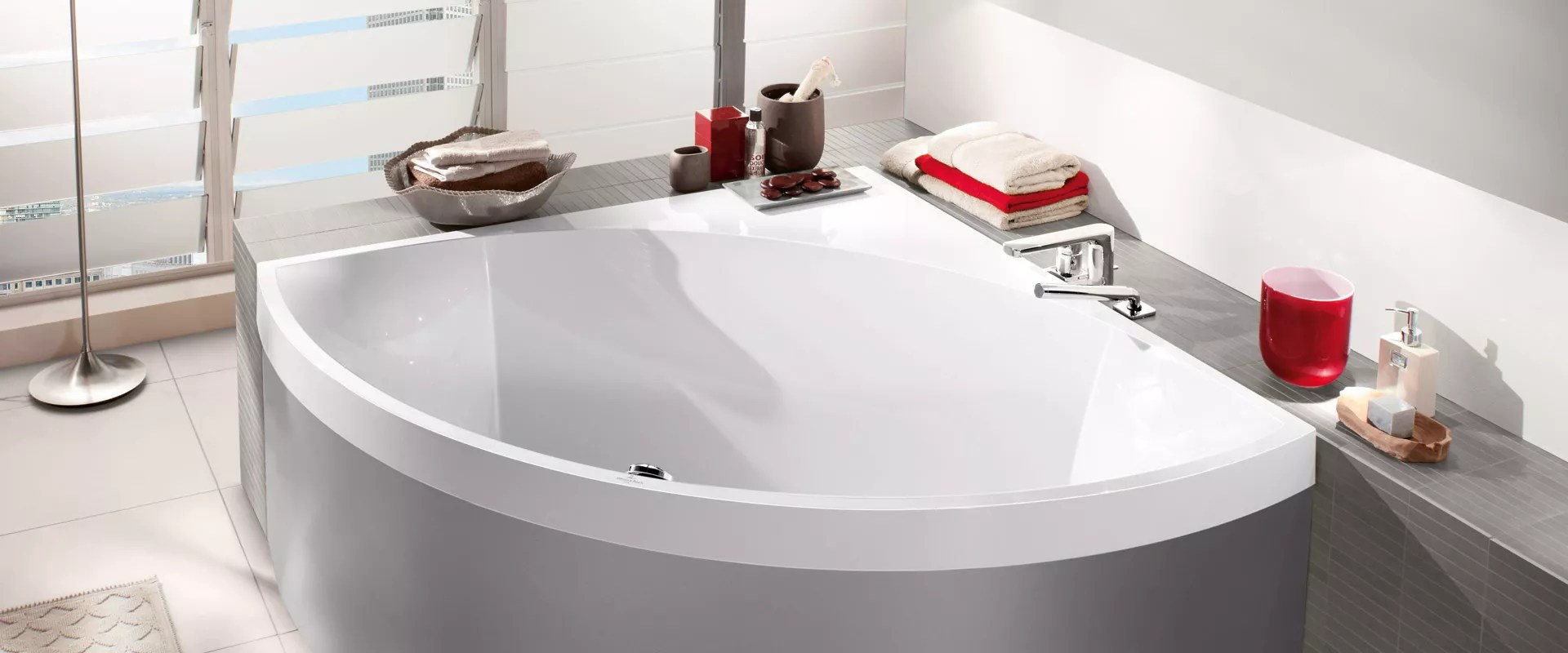 Collection Squaro From Villeroy Boch - Villeroy Und Boch Bad Dwg