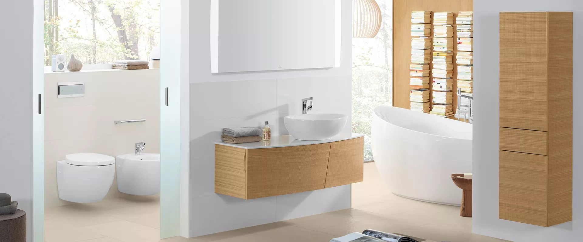 Glas Waschbecken Villeroy & Boch Aveo New Generation Collection By Villeroy Boch Natural