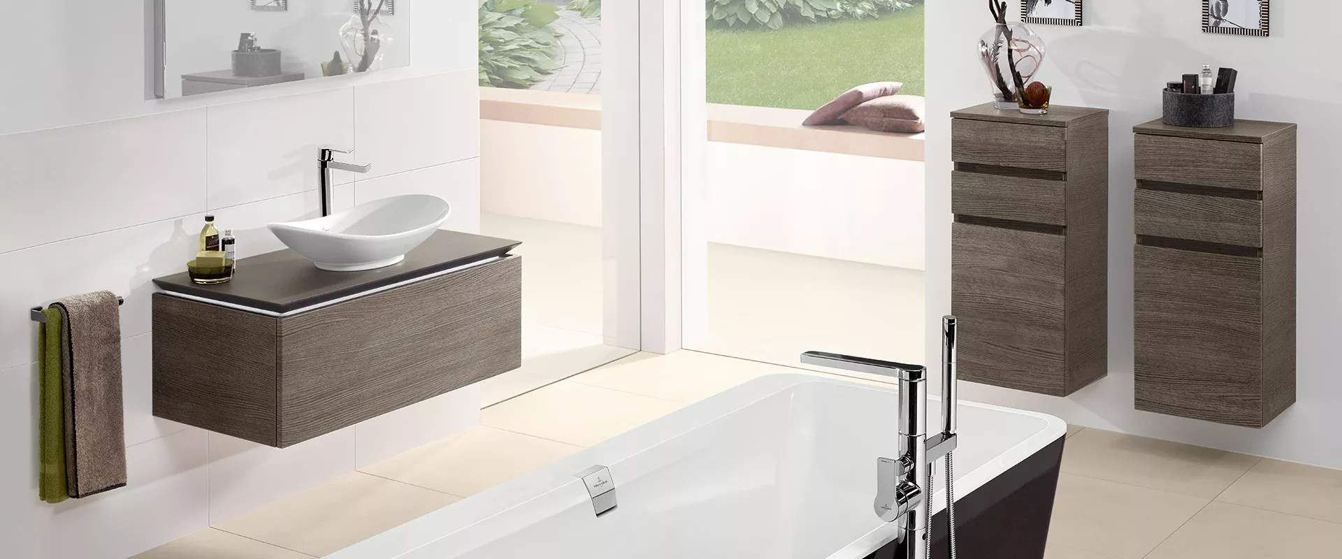 Levanto Collection By Villeroy Boch Modern Comfort - Villeroy Und Boch Bad Dwg