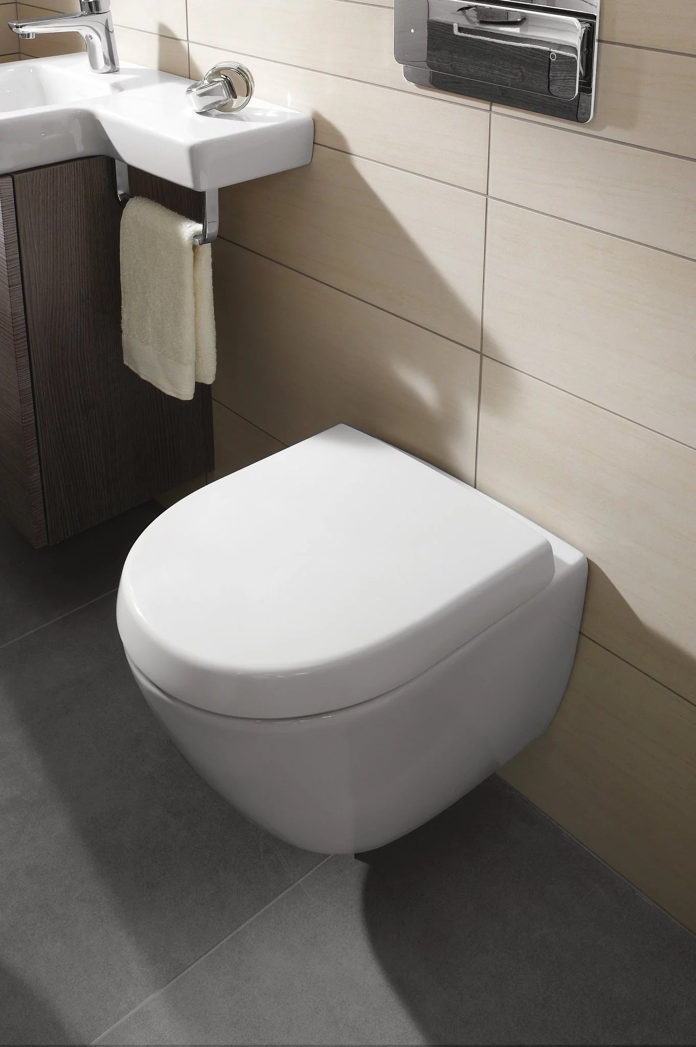Badplaner Villeroy Subway 2 Wc Sitz Compact 9m69s1 Villeroy And Boch