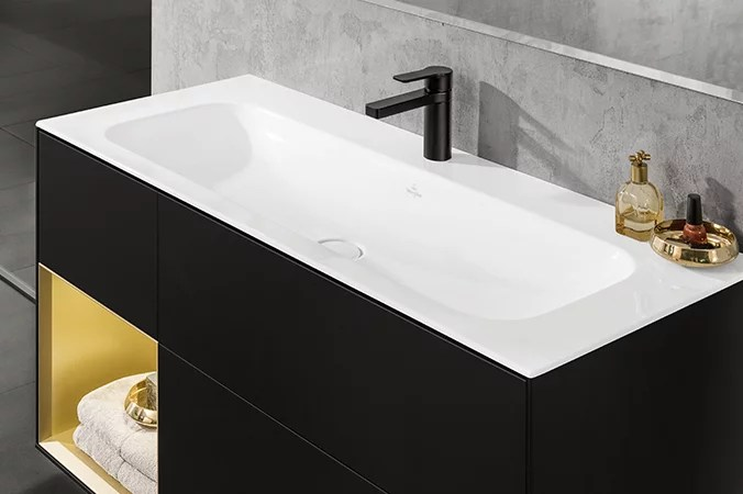 Bad Wellness Finion - Design & éclairage élégant - Villeroy & Boch