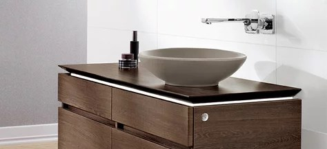 Vanity Units Washbasins Bathing With Style Villeroy Boch - Villeroy Boch Waschtisch My Nature