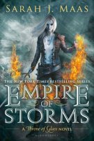 Review: Empire of Storms (#5, Throne of Glass) by Sarah J. Maas