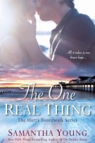 Review: The One Real Thing (#1, Hart's Boardwalk) by Samantha Young