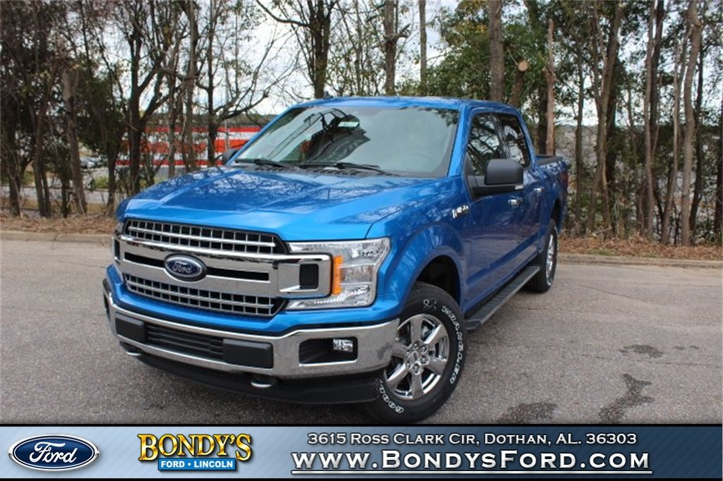 Ford F150 4x4 2019 Ford F 150 Xlt 4x4 Truck For Sale In Dothan Al 00190337