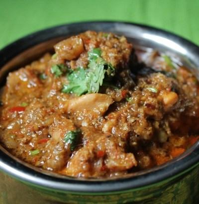 Chettinad Chicken Curry recipe, spicy chicken curry recipe, chicken curry with thick gravy