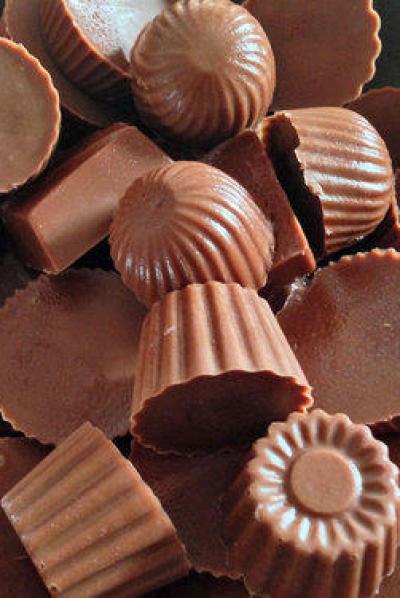 Homemade Chocolates Recipe, easy homemade chocolates, chocolate shells recipee