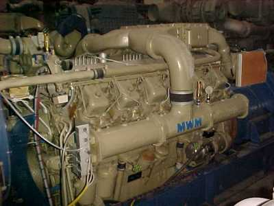 MWM TBD 602-V12S - Vimo Trading Co. B.V. | Deutz MWM Diesel Engines and Spare parts