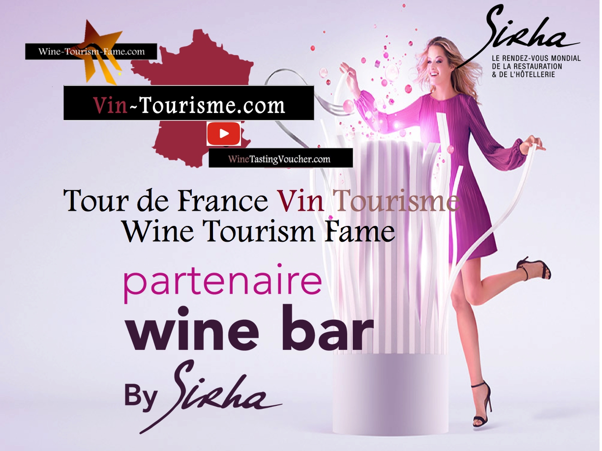 Salon Du Vin Lyon Annonce Officielle Wine Bar Au Sirha Départ 2019 Du Tour De France