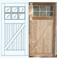 woodstar barn doors | Time Tells