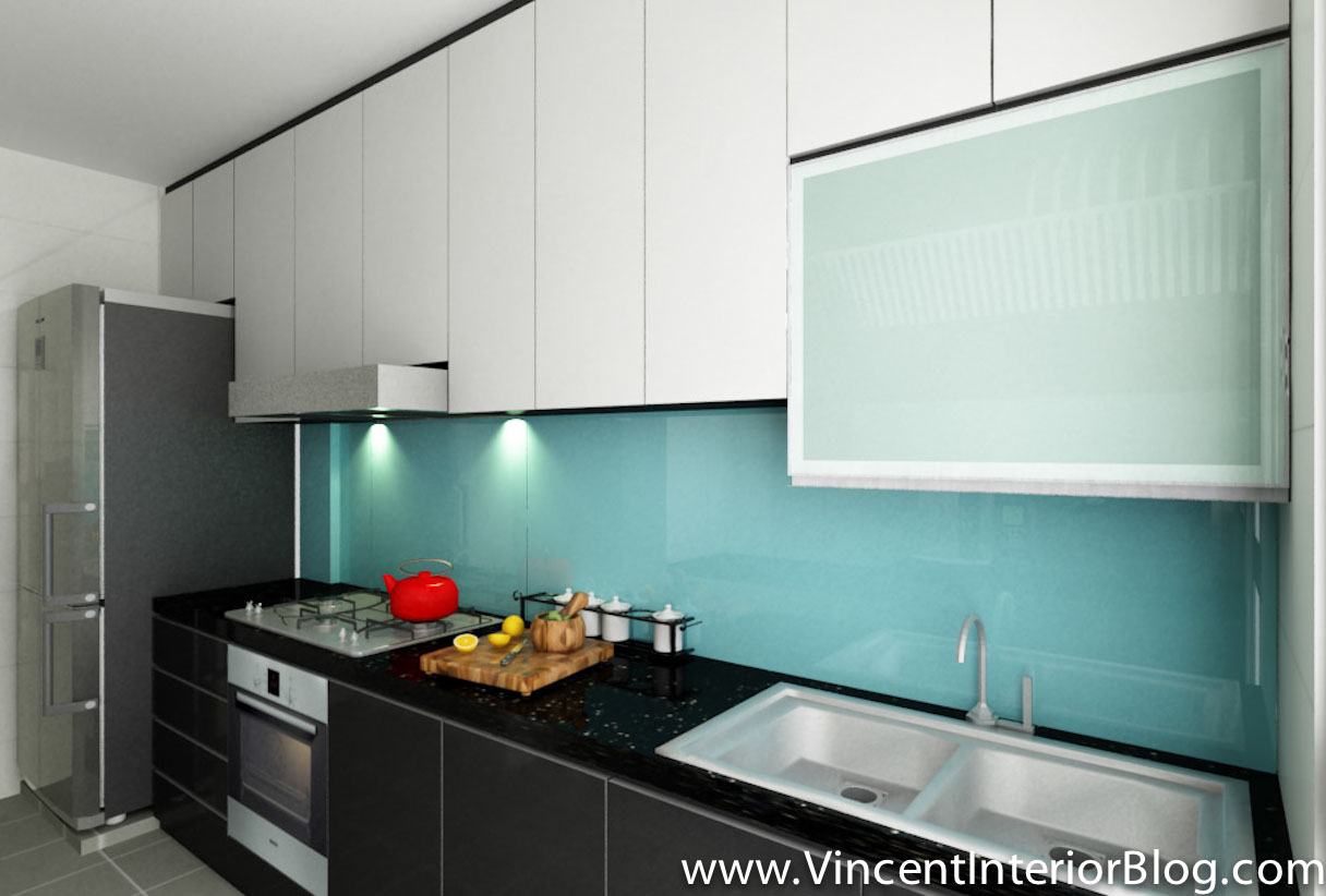Hdb Kitchen Design Photos Buangkok Vale 4 Room Hdb Renovation By Behome Design