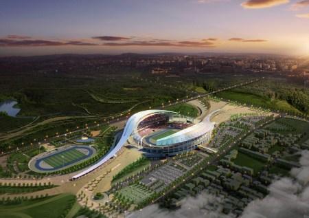 Incheon Asian Games Stadium