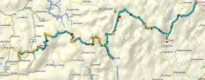 Healesville to Omeo (The 21st of March – Healesville to Omeo: wrap up)