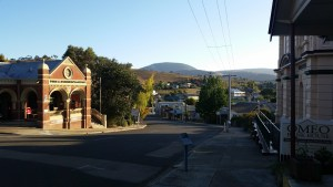 view of Omeo (The 21st of March – Healesville to Omeo: wrap up)