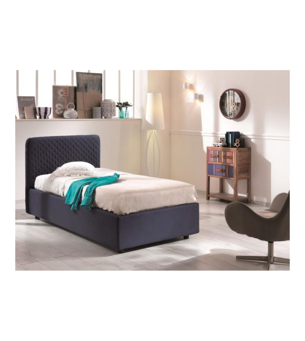 Marina Single Bed Stones - Single Bed Price