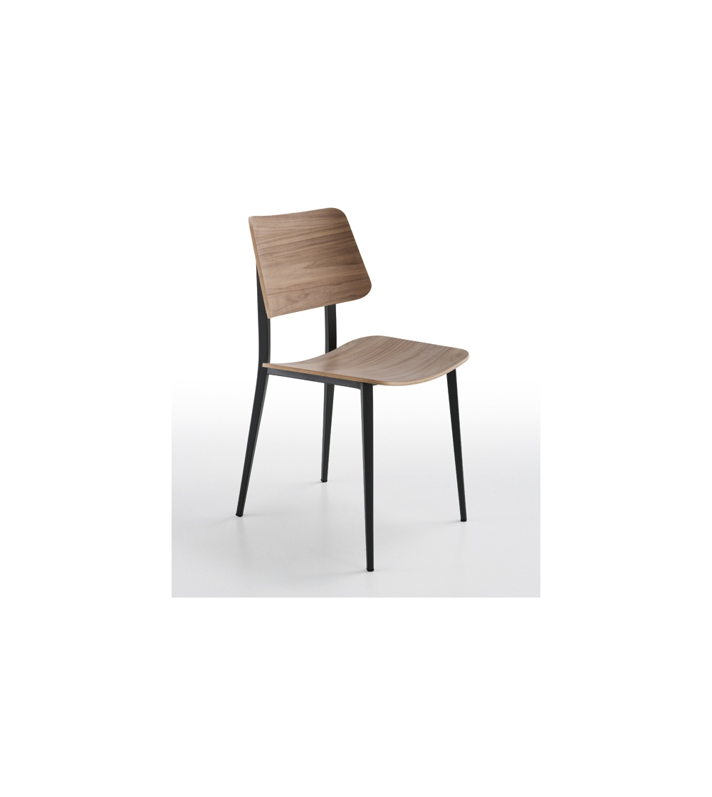 Offerta Sedia Wooden Midj Joe Wooden Chair