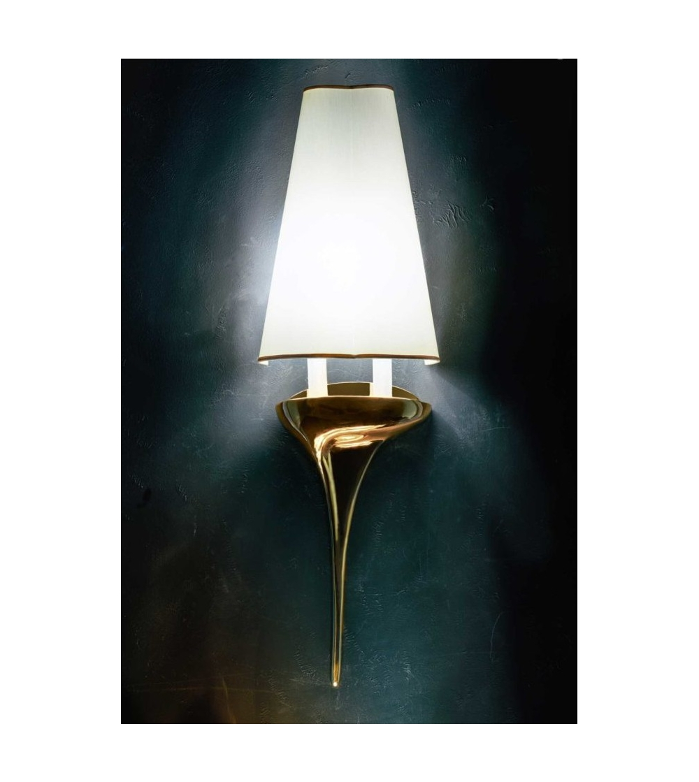 Elegant Desks For Home Office Classic Wall Lamp 2 Lights Ciani Atelier