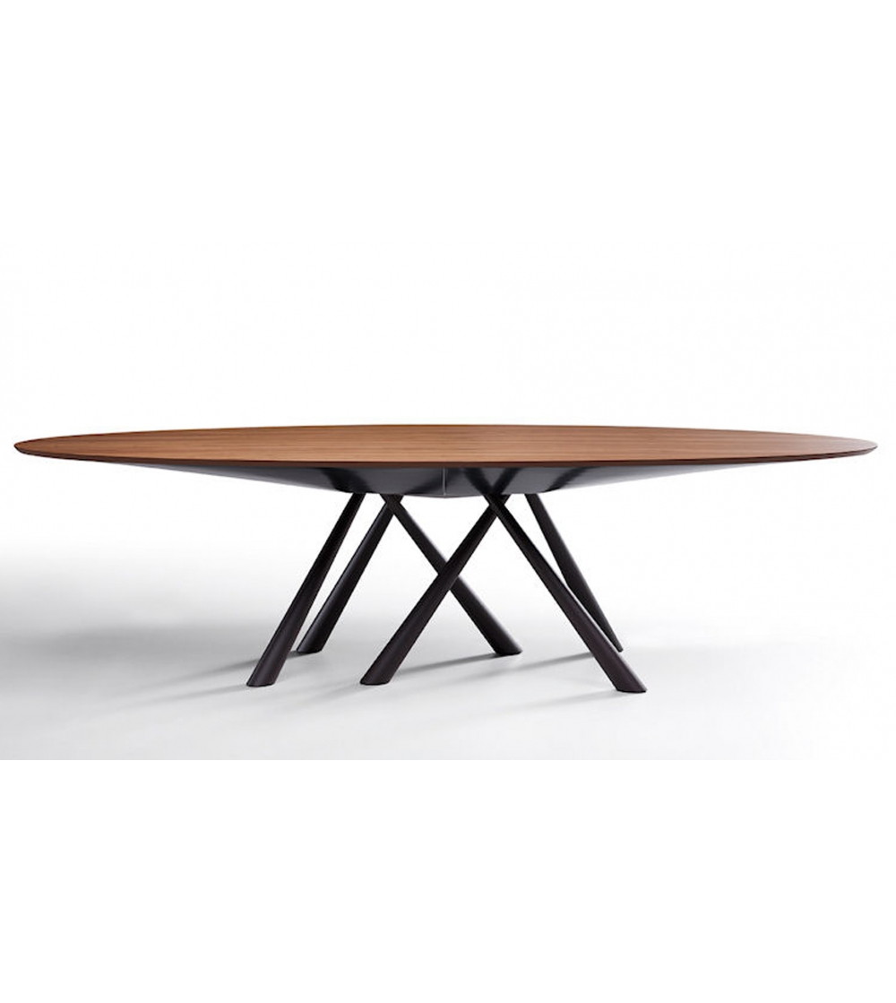 Table Ovale Table Ovale Forest Midj