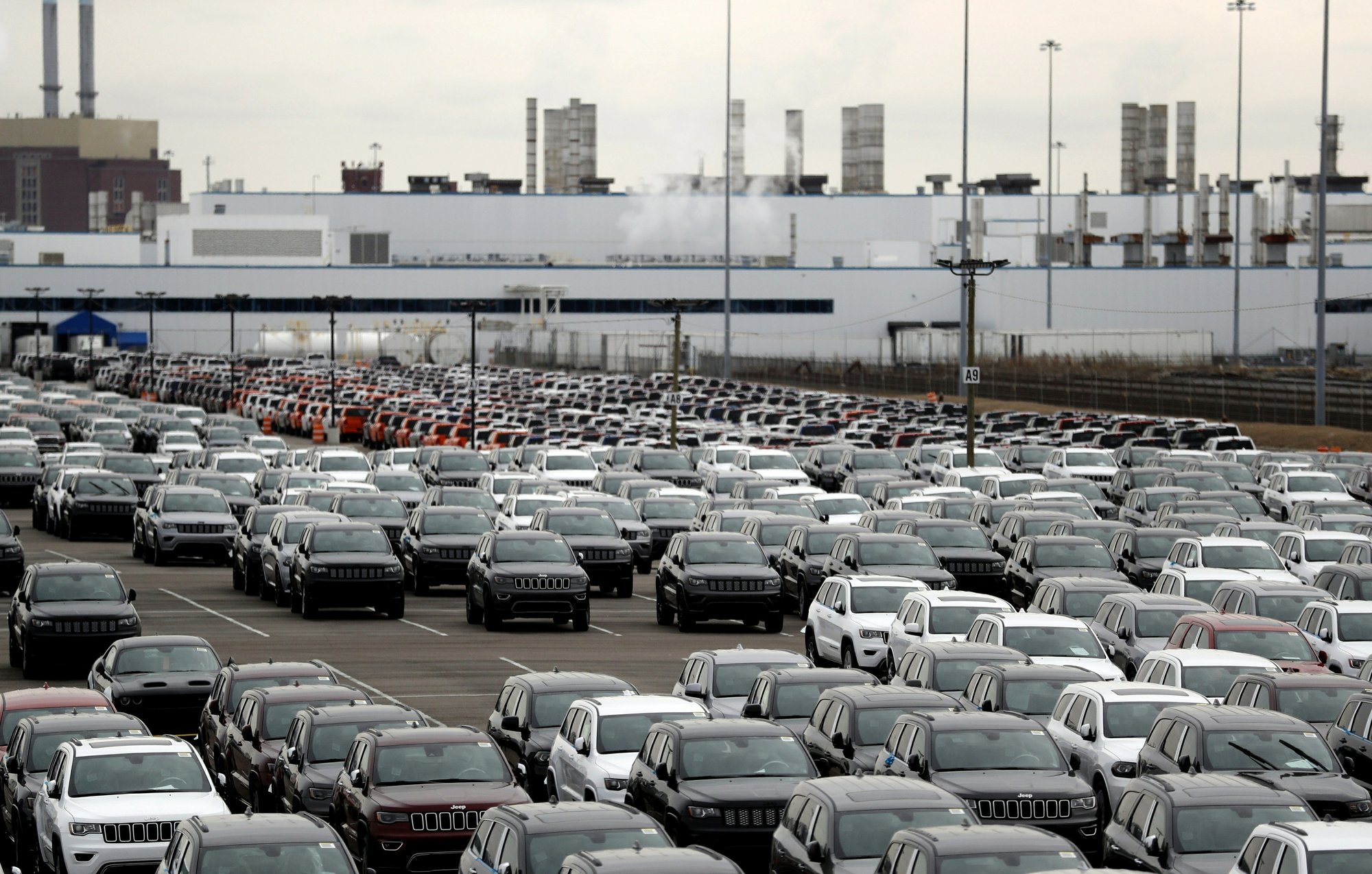 D Deals Land Deals Incentives Ok D For New Auto Plant In Detroit Vindy