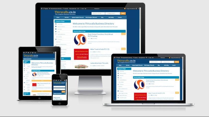 freelance website designer kerala