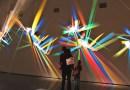 Световые картины Стивена Кнаппа — первая уникальная художественная форма искусства XXI века.