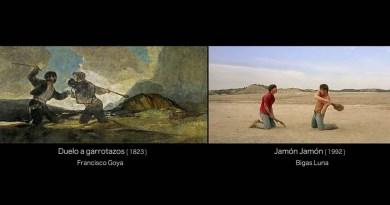 Видео: Классическую живопись сравнили с кинокартинами.