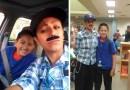 Мать-одиночка переоделась в мужчину, чтобы посетить со своим сыном мероприятие «Donuts with Dads».