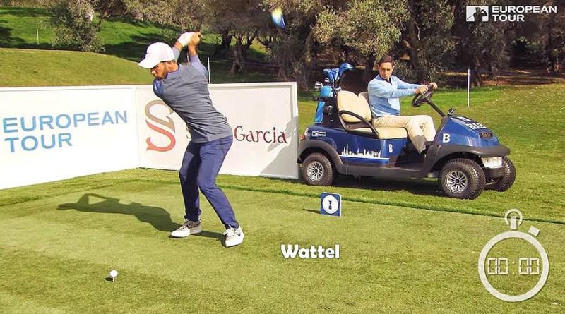 Быстрый гольф, наконец-то, делает некогда скучный вид спорта интересным. [Видео]