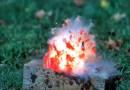 Видеоблогер снял видео, в котором показал в слоу-мо то, как взрываются фрукты и овощи.