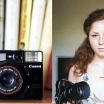 Девушка-фотограф снимала на протяжении месяца на камеру стоимостью 1 доллар.