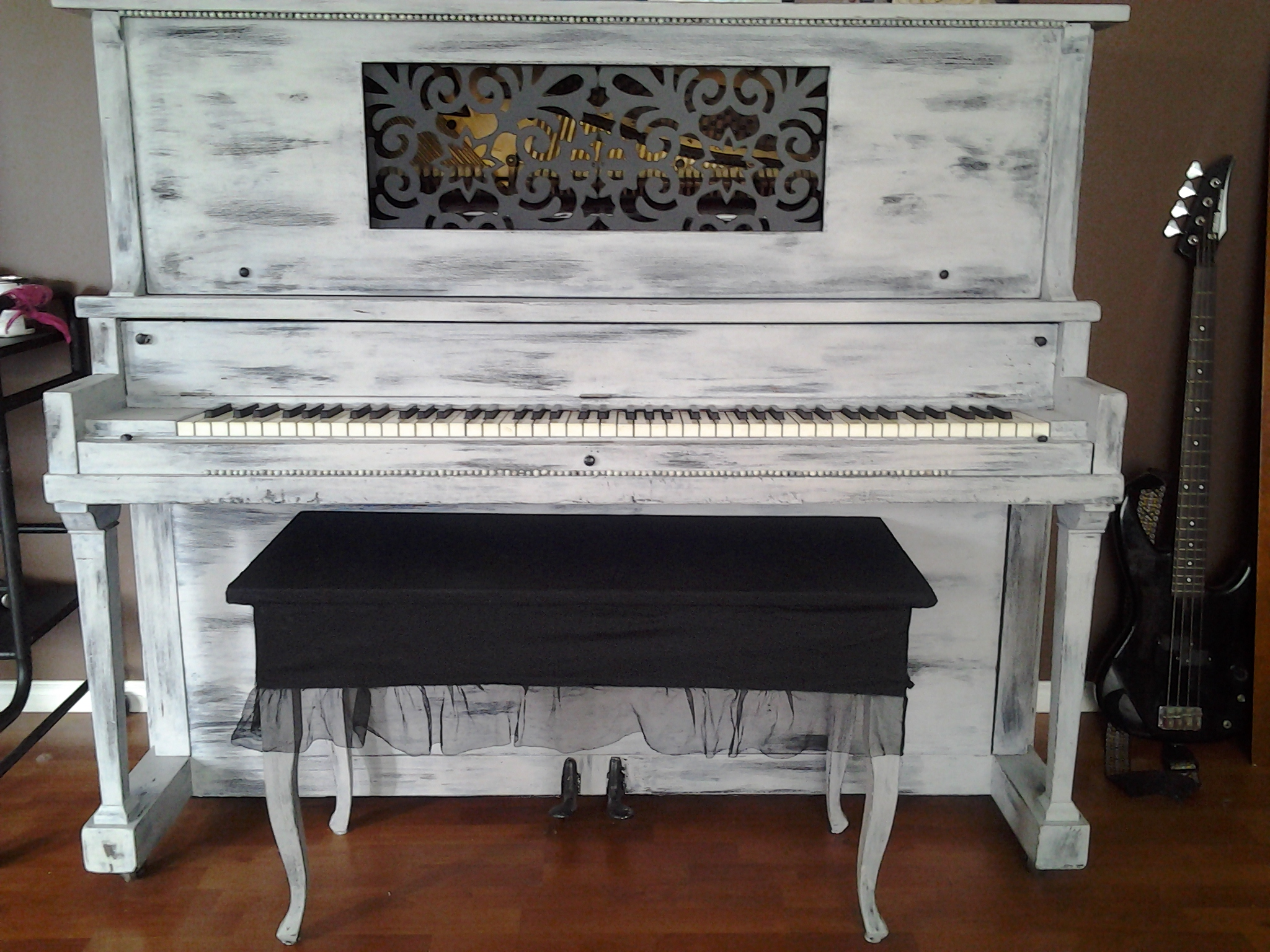 Shabby Look The Shabby Chic Piano Pt 2 Things To Do