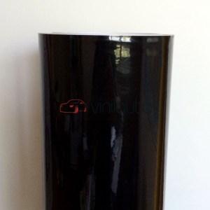 Черная глянцевая пленка, Car Lux+ 1.52м.